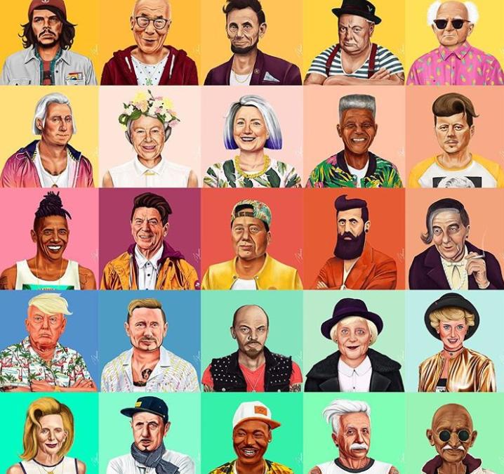 Πώς θα ήταν ο κόσμος αν τον κυβερνούσαν hipsters;