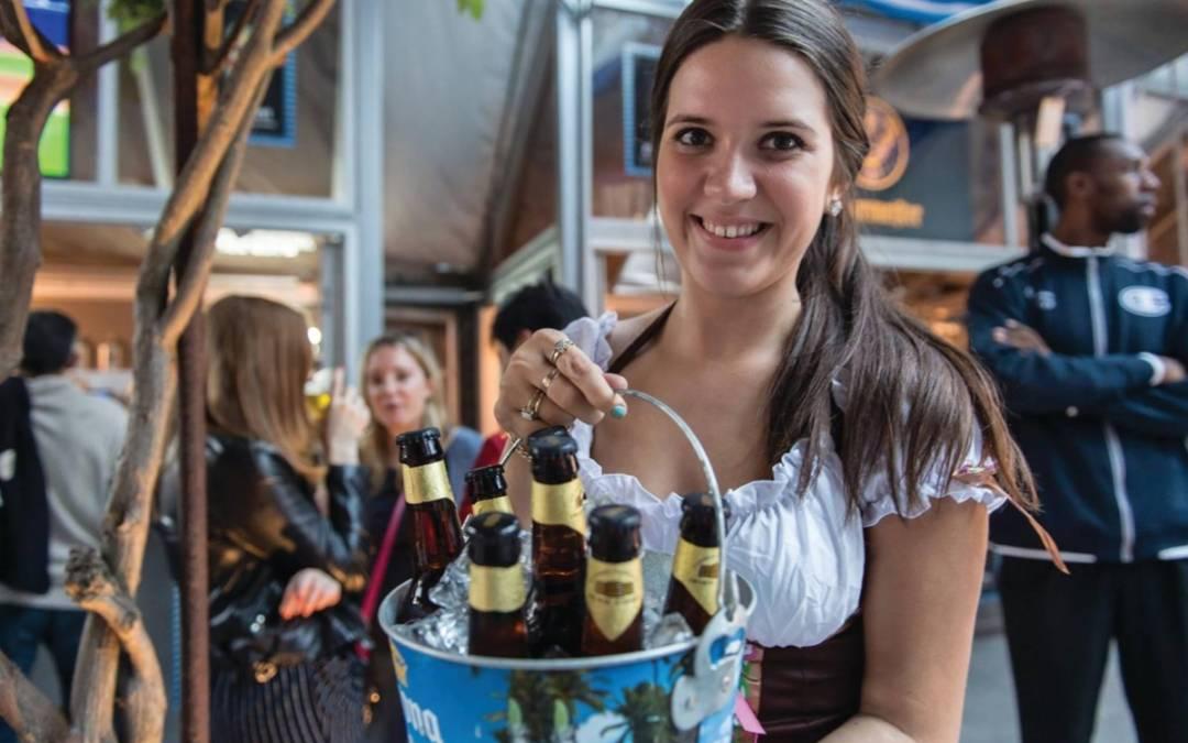 Η Ελένη Κύρου μας ταξίδεψε στο OktoberFest