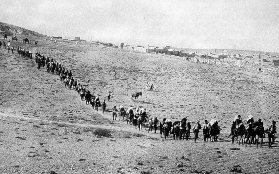 Εθνοκάθαρση ή γενοκτονία των Ελλήνων του Πόντου;