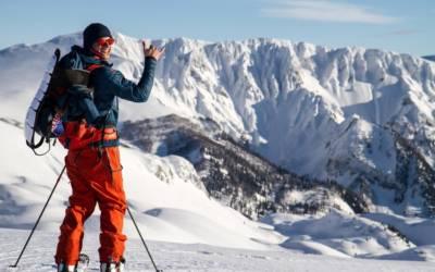 Ένα ski trip που περνά από τα βουνά της Ελλάδας