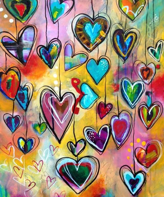 Μια καρδιά την έχουμε – Της Ελένης Γκόρα