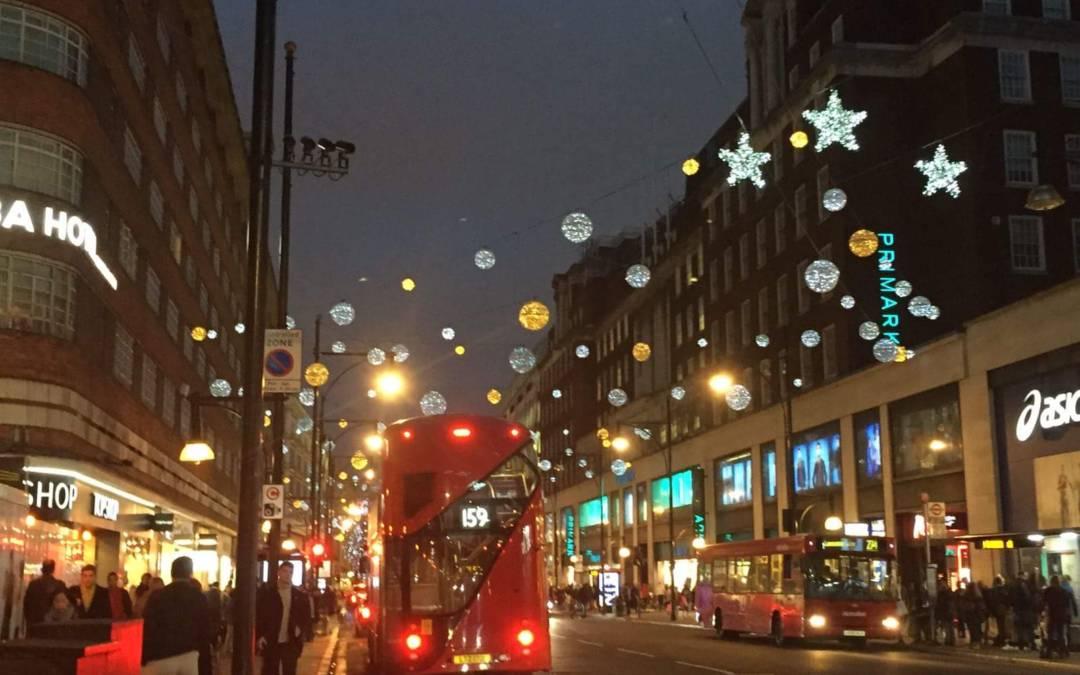 Ταξιδεύοντας στο … άλλο Χριστουγεννιάτικο Λονδίνο