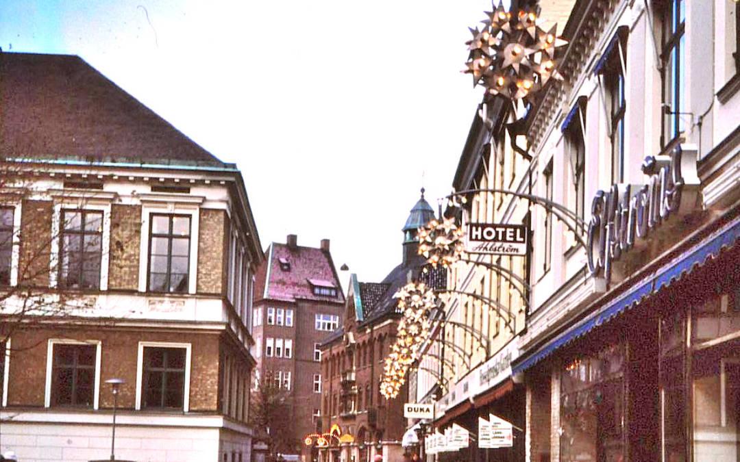 Ταξιδεύοντας στη Lund της Σουηδίας με το πρόγραμμα ERASMUS