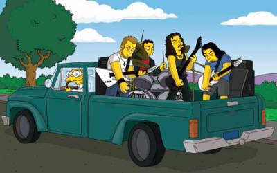 Μια μικρή ιστορία των Metallica σε κινούμενα σχέδια