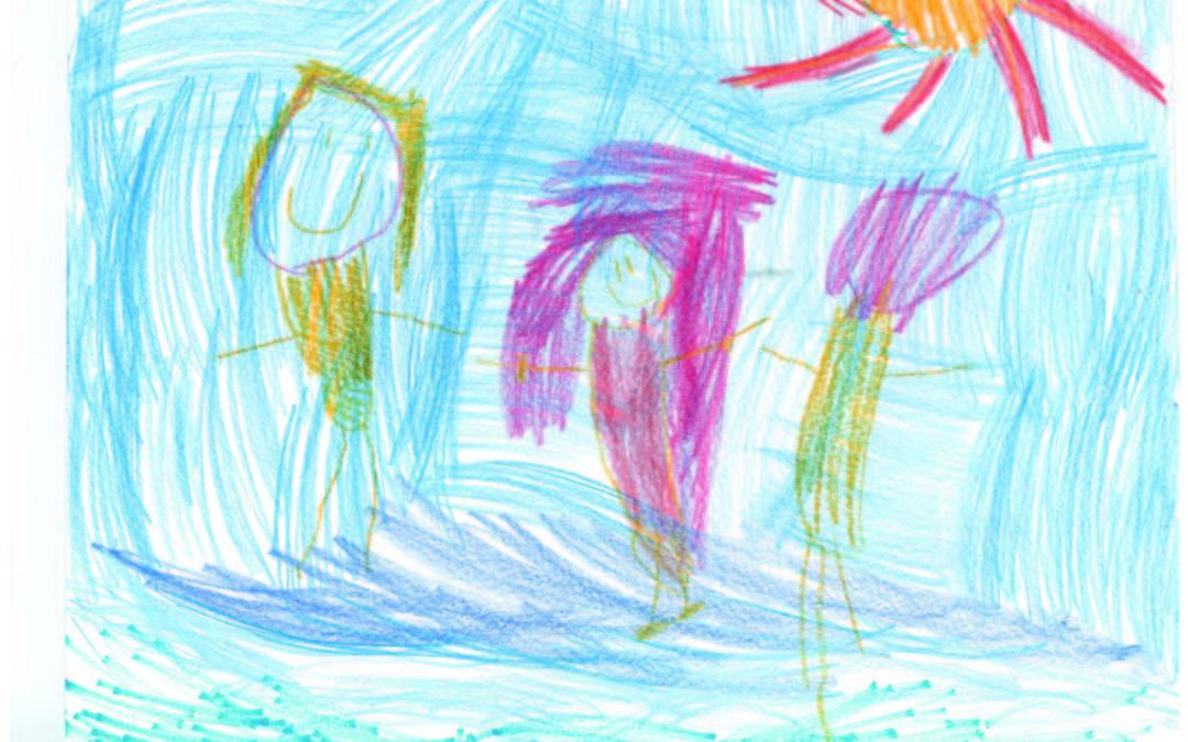Ο λόγος στα παιδιά | Ευαγγελία