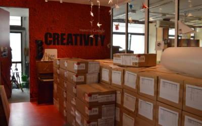 Η μεταφορά της Δημοτικής Βιβλιοθήκης Κοζάνης μέσα από 15 φωτογραφίες!
