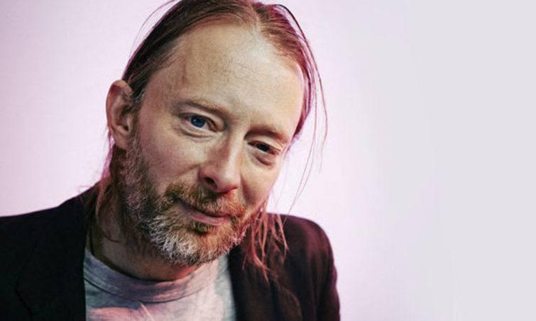 Νέα ατμοσφαιρική μουσική από τον Thom Yorke για ένα νέο installation!