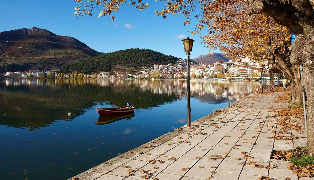 Καστοριά! Μια απο τις πιο «ατμοσφαιρικές» και «ταξιδιάρικες πολεις» της Ελλάδος