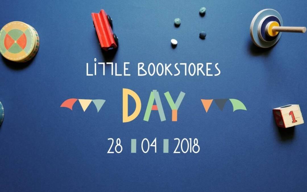 Τι είναι η Ημέρα των Μικρών Βιβλιοπωλείων;