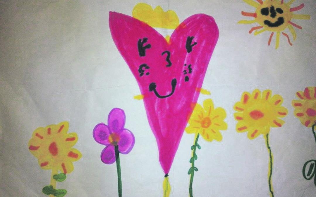 O λόγος στα παιδιά | Ροδή