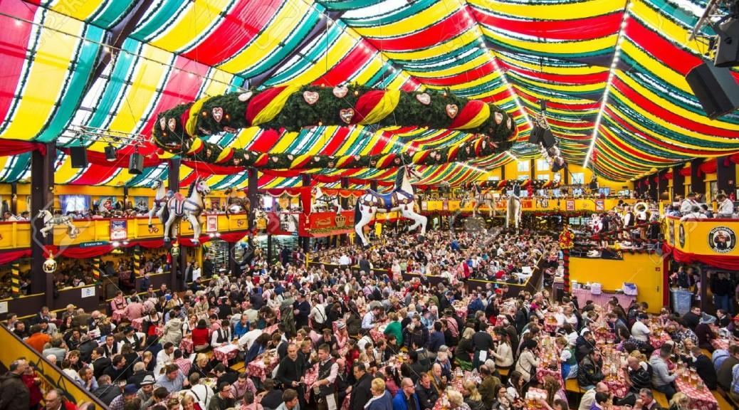 Cannstatter Frühlingsfest | Mια βόλτα στο Φεστιβάλ της άνοιξης στην Στουτγάρδη