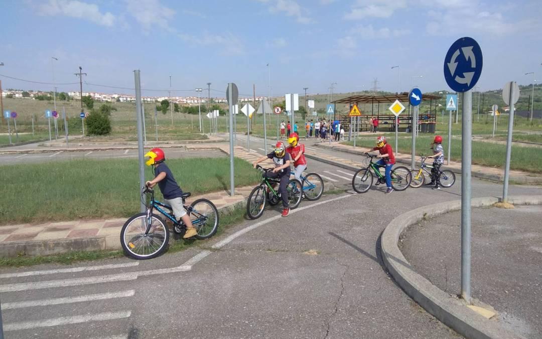 Πάνω απο χίλιους μαθητές ετοιμάζεται να υποδεχτεί το Πάρκο Κυκλοφοριακής αγωγής