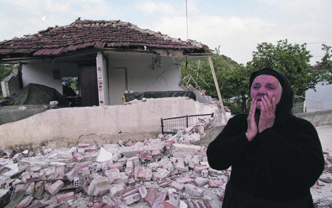 6,6 ρίχτερ σε Κοζάνη και Γρεβενά | Εικοσιτρία χρόνια μετά