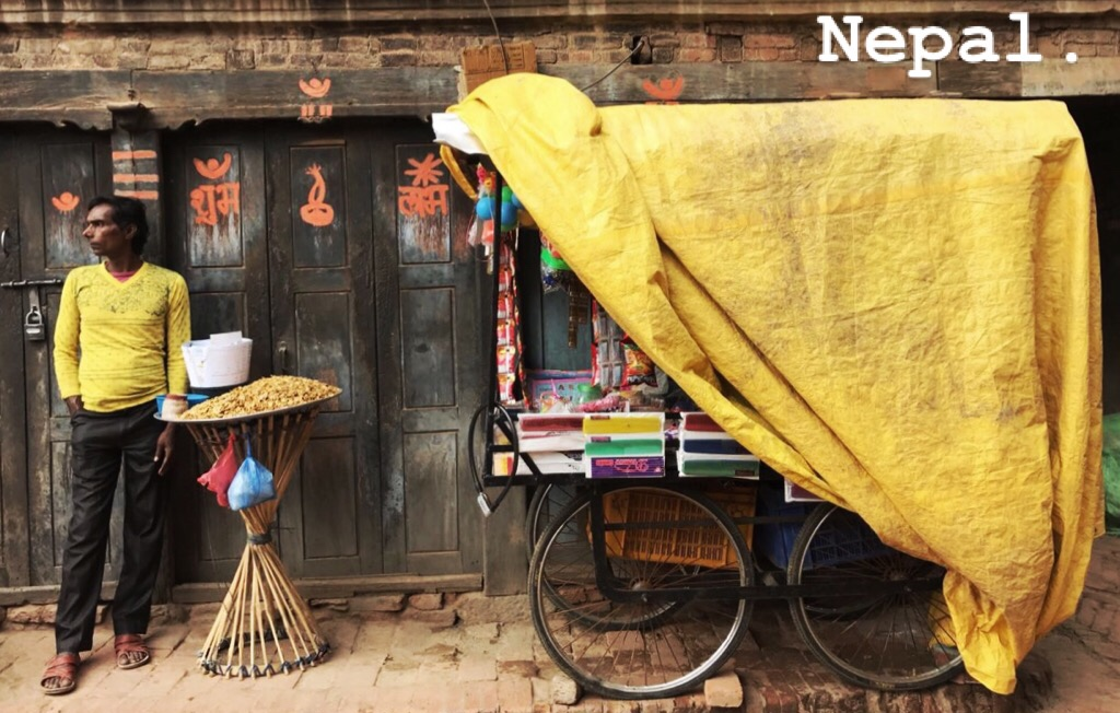 Νεπάλ | Όταν η πτήση 2155 έφτασε  στο Διεθνές αεροδρόμιο της Κατμαντού!