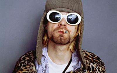 Τα προσωπικά αντικείμενα του Kurt Cobain σε έκθεση του Museum of Style Icons της Ιρλανδίας