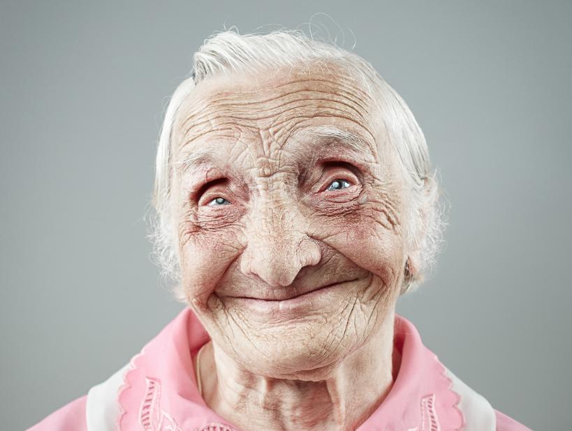 Τα αυθεντικά χαμόγελα ηλικιωμένων σε ένα project γεμάτο συναίσθημα