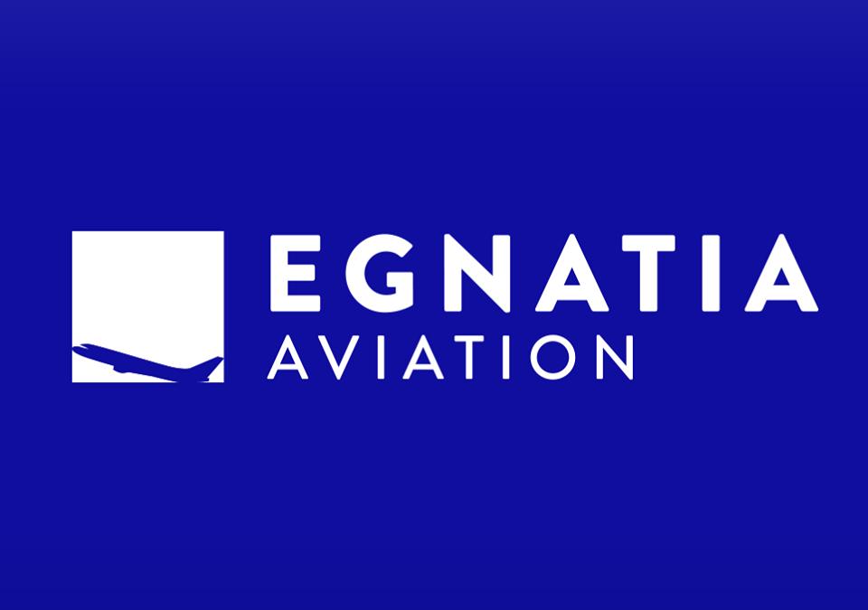 Η Egnatia Aviation έφτασε στην πόλη μας και το γιορτάζει με τον  Στέλιο Ρόκκο!