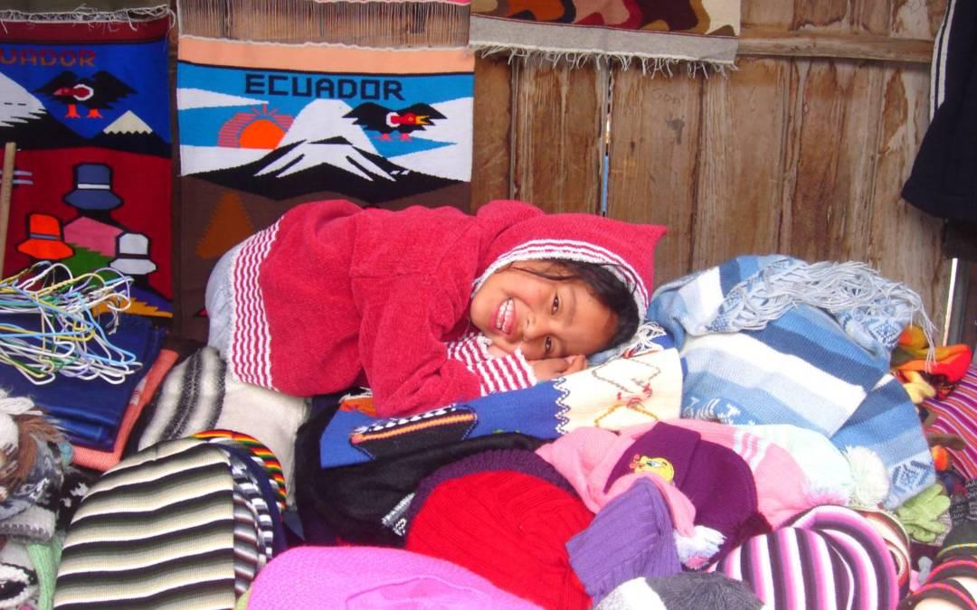 Στο Εκουαδόρ οι άνθρωποι διαθέτουν τον καλύτερο μεταφραστή, την καλοσύνη!