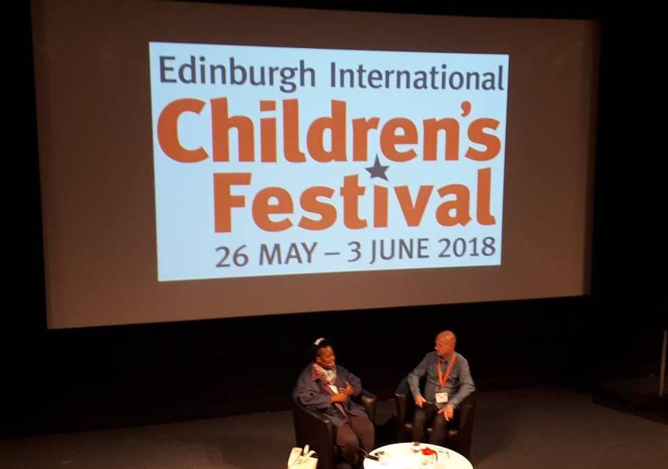 Μια βόλτα στο Παιδικό Φεστιβάλ του Εδιμβούργου με την Μάρθα Μαυρίδου