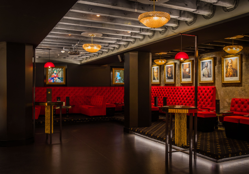 Πίσω στην ελληνική ιστορία ταξιδεύει η Αυστραλία με το νέο Odessa Bar
