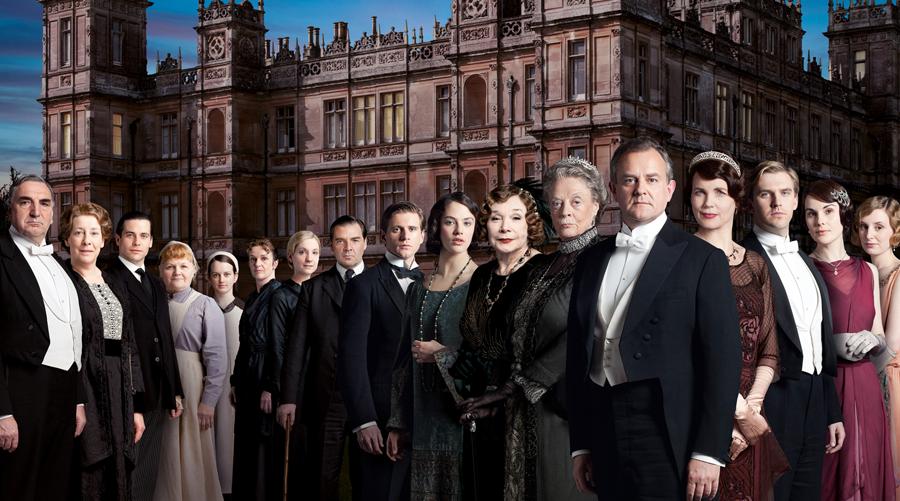 Ραντεβού για brunch με το Downton Abbey