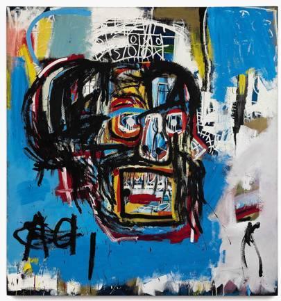 Basquiat: Η απόλυτη καλλιτεχνική ενσάρκωση του σύγχρονου πολιτισμού