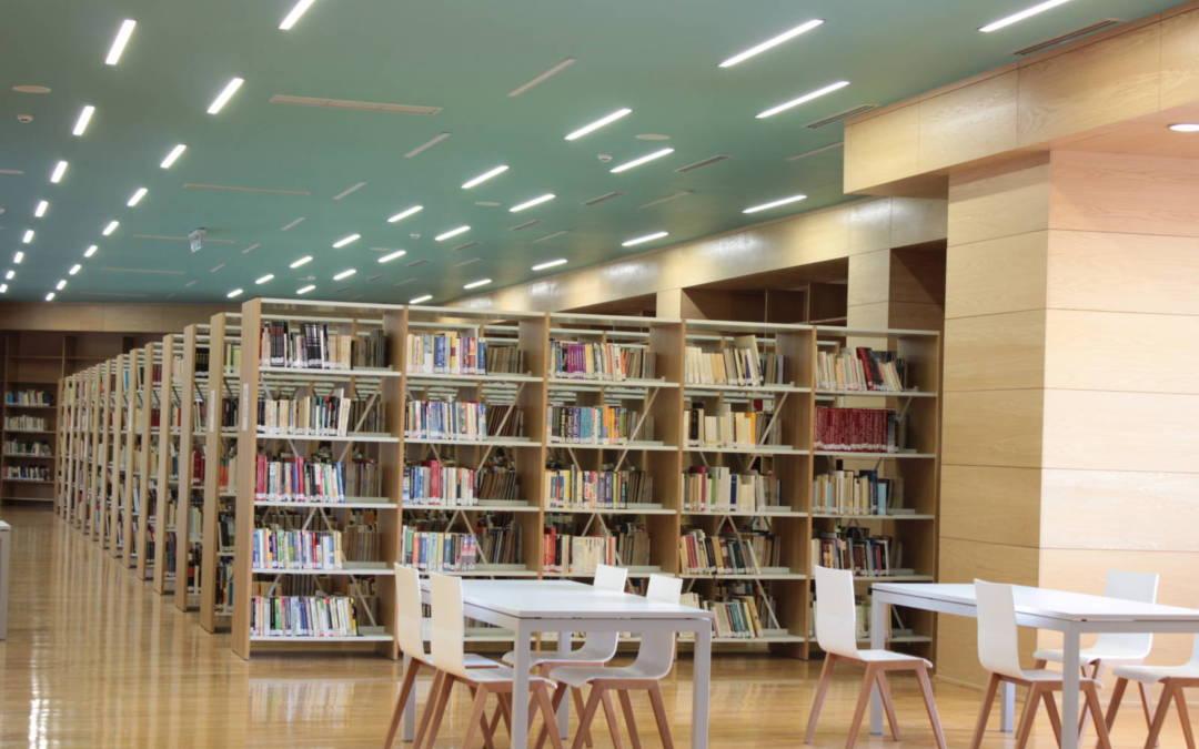 Πάνω από 60.000 τίτλους βιβλίων διαθέτει το δανειστικό τμήμα της ΚΒΔΚ
