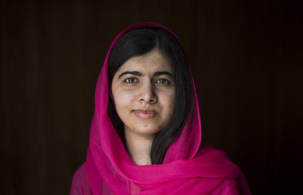 Η δύναμη και το θάρρος της Malala Yousafzai