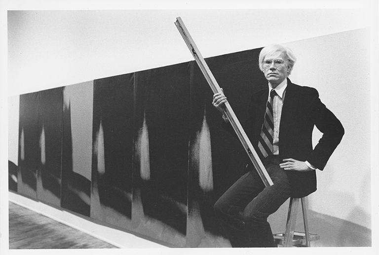 Μια σπάνια έκθεση του Andy Warhol παρουσιάζεται στα Headquarters του Calvin Klein