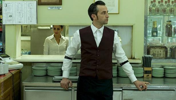 59o ΦΚΘ: The waiter του Στηβ Κρικρή