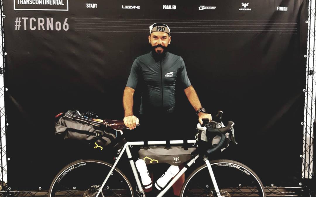 17 ημέρες, 4.000 χιλιόμετρα, 1 ποδήλατο