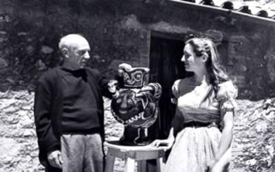 Françoise Gilot: η μούσα του Pablo Picasso
