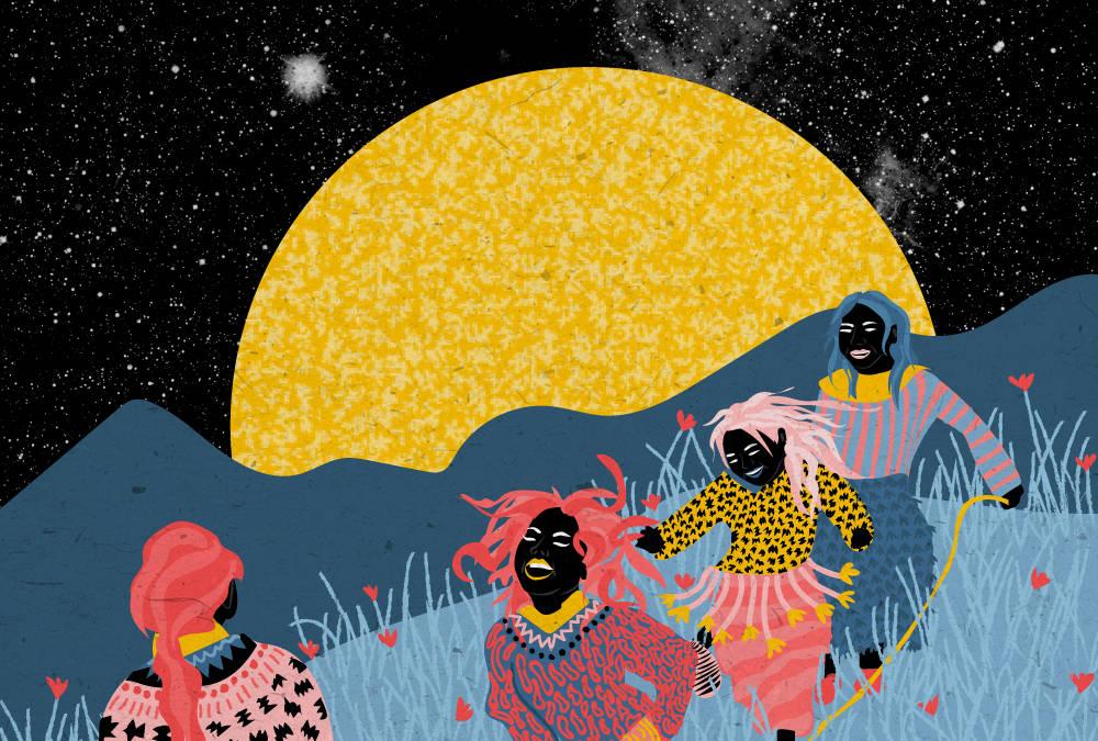 Γυναίκες κάτω από το σεληνόφως της Ignacia Ossandon alias Bosquetro