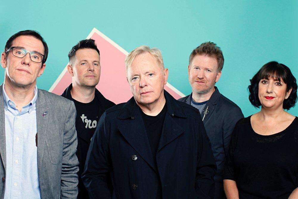 Οι New Order έρχονται στο Release Athens 2019