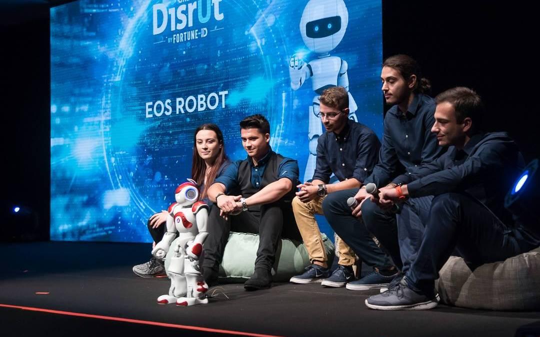 To Πανεπιστήμιο Δυτικής Μακεδονίας διδάσκει ρομποτική!